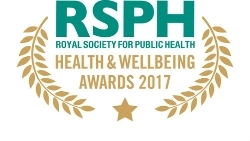 Health & Wellbeing Awards 2017 logo