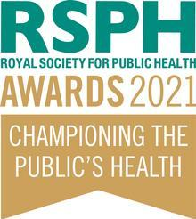 Health & Wellbeing Awards 2021 logo