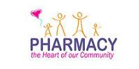 Healthy Living Pharmacies logo