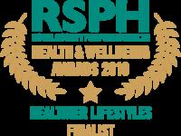 Healthier Lifestyles Award Finalist 2019