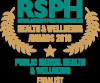 Public Mental Health & Wellbeing Winner 2019