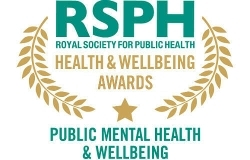 Health & Wellbeing Awards: Public Mental Health & Wellbeing