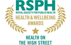 Health & Wellbeing Awards: Health on the High Street