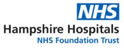 Hampshire Hospitals NHS Foundations Trust