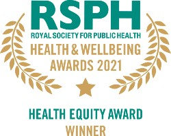 RSPH Health & Wellbeing Awards- Health Equity Award