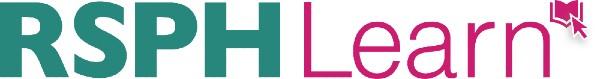 RSPH Learn logo
